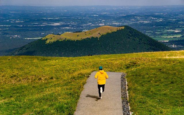 Course à pieds Puy-de-Dôme