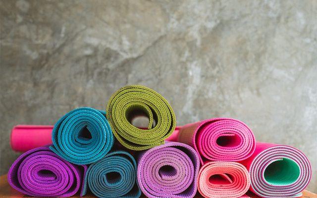 Tapis de sport (Fitness & Pilates)