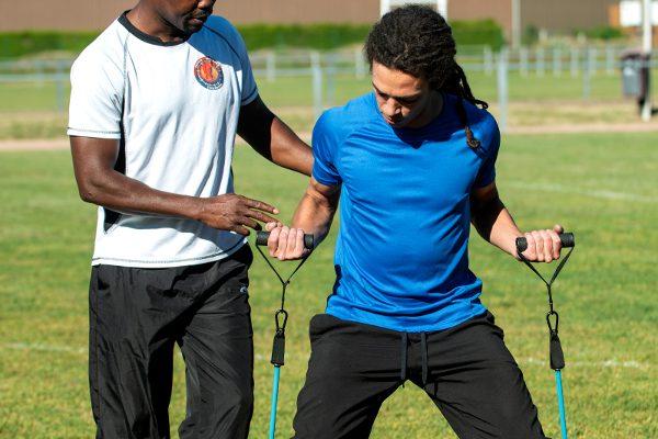 Coaching élastique